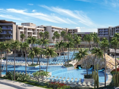 PHOTOS: A closer look at Hard Rock Hotel Los Cabos