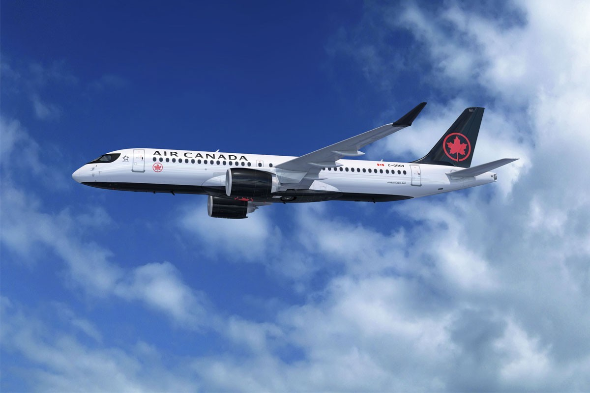 Air Canada reports record Q2 earnings