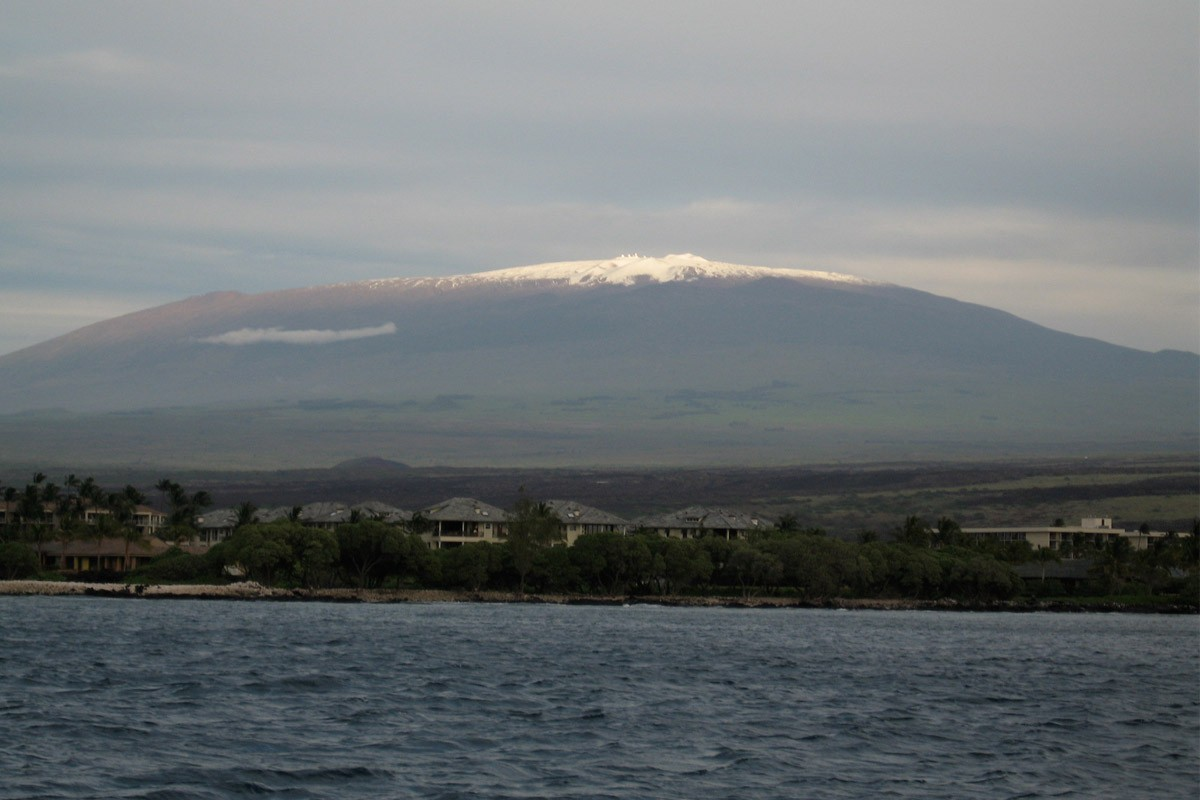Road to Hawaii's Mauna Kea summit remains closed