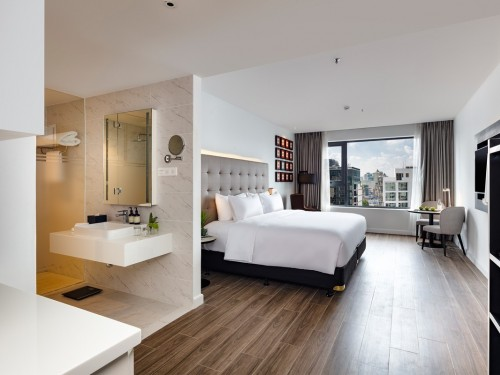 Meliá opens urban hotel in Ho Chi Minh City's District 1 neighbourhood