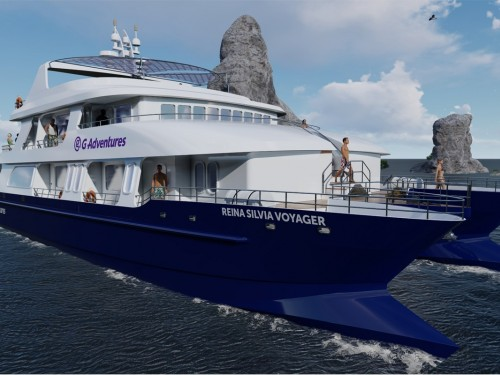 G Adventures adds sixth yacht to Galapagos fleet