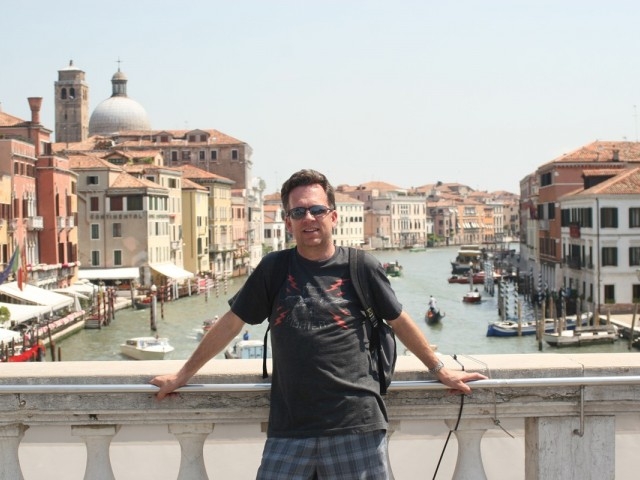 PAX checks in with TravelBrands' Bruce Lidberg