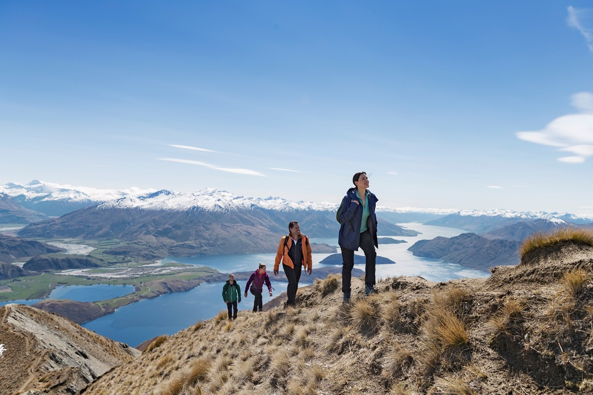 Clients wondering where to go Next? Tourism New Zealand has the answer