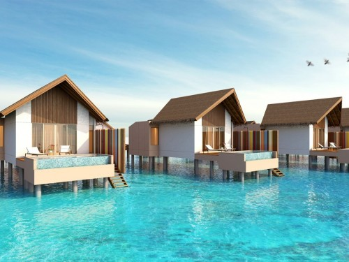 PHOTOS: Hard Rock makes its Maldives debut next month