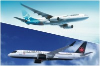 Air Canada & Transat: Quebecor CEO expresses interest