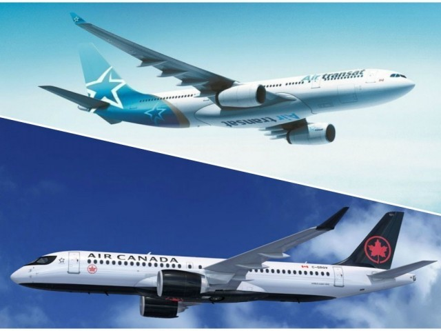 Air Canada & Transat: Quebecor CEO expresses interest