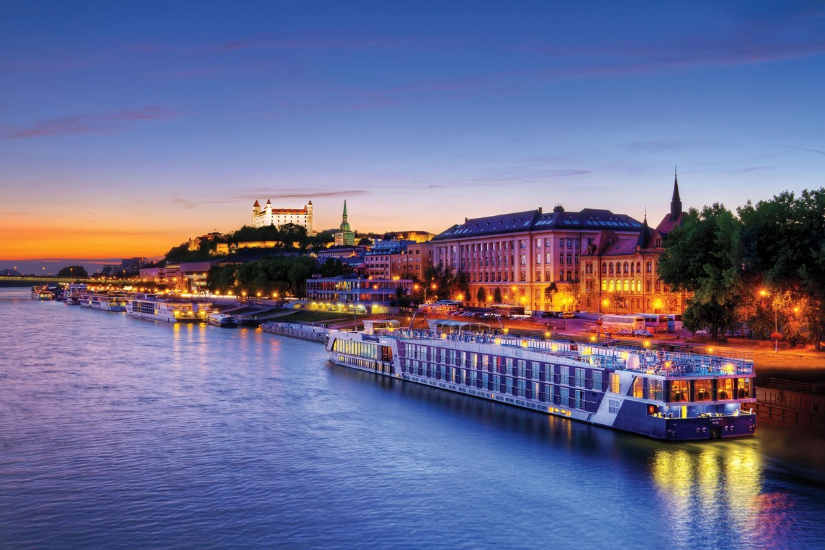 AmaWaterways' AmaAcademy sets sail