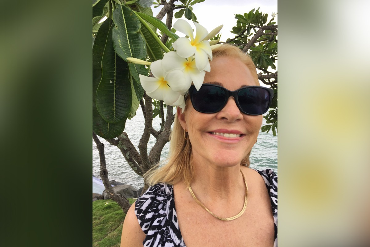 PAX checks in with Vicky Lubyk of Paul Gauguin Cruises