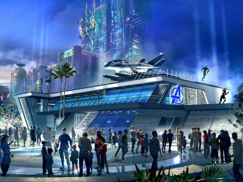 D23: Avengers Campus to debut at Disneyland; 3 new Disney Cruise Line ships coming