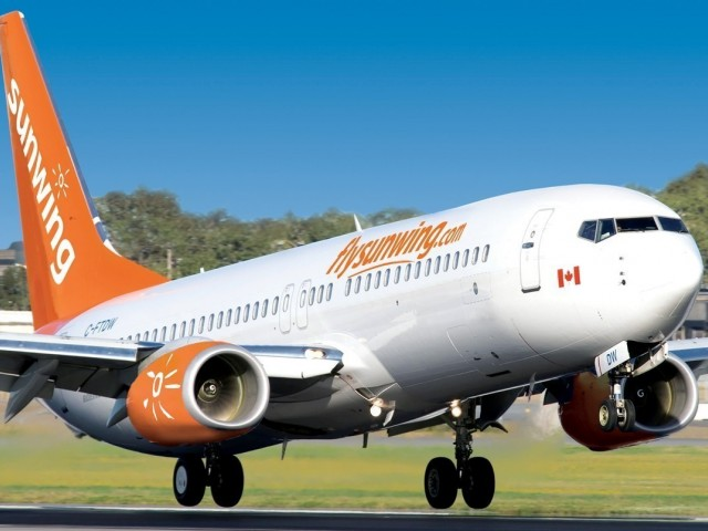 Sunwing connects Victoria to  Mazatlán and Ixtapa-Zihuatanejo this winter