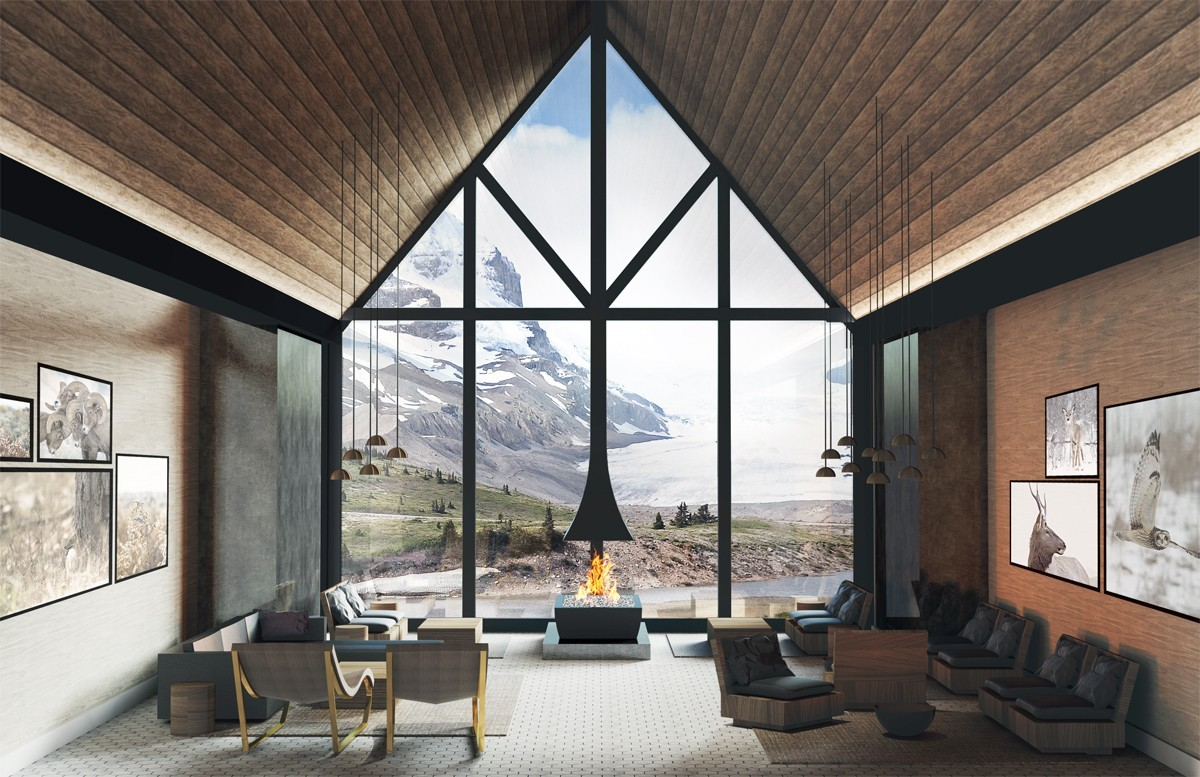 Room with a view: a look at the updated Glacier View Lodge