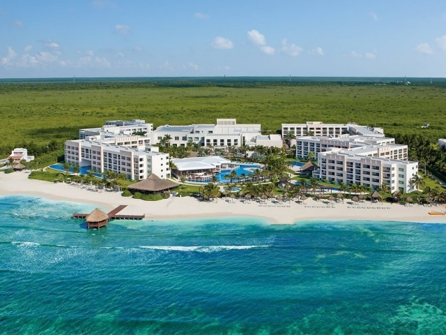 AMResorts freezes sales at Secrets Silversands, expects to resolve dispute by December