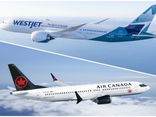 Air Canada launches challenge against Onex's WestJet acquisition