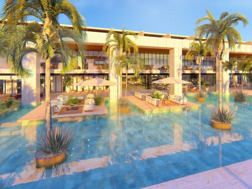 PHOTOS: Live Aqua Beach Resort Punta Cana to debut in March