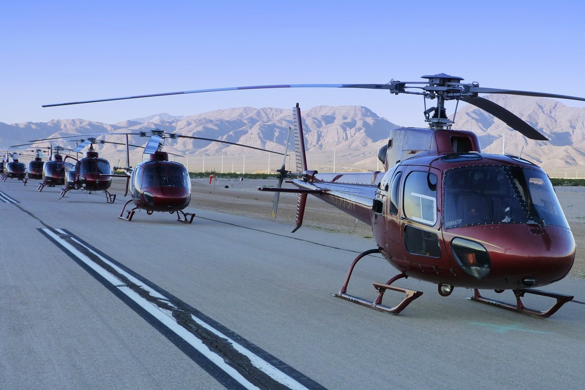 Change in the air? Proposed bill could alter U.S. plane & helicopter tours