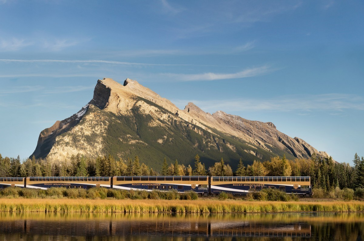 Next stop for Rocky Mountaineer: The Marilyn Denis Show