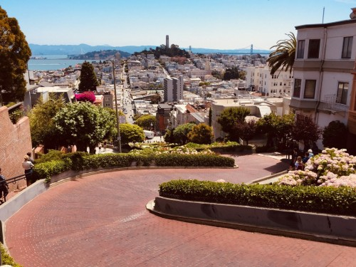 The long and winding road: tolls coming to San Francisco's Lombard St.