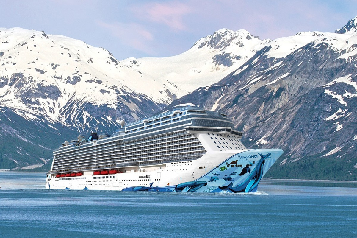 And the winner is...: NCL wins bid on Juneau waterfront lands