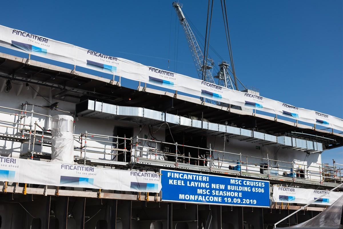 MSC Cruises prepares for its newest, longest ship