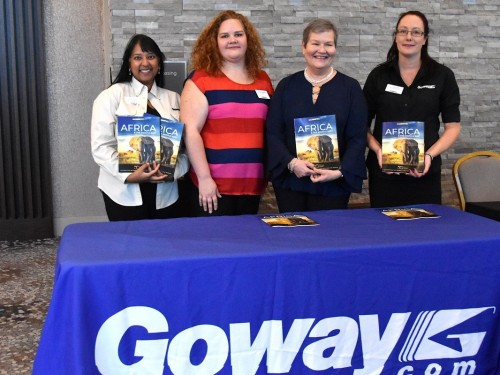Goway's 2019 Africa roadshow wraps up in Calgary