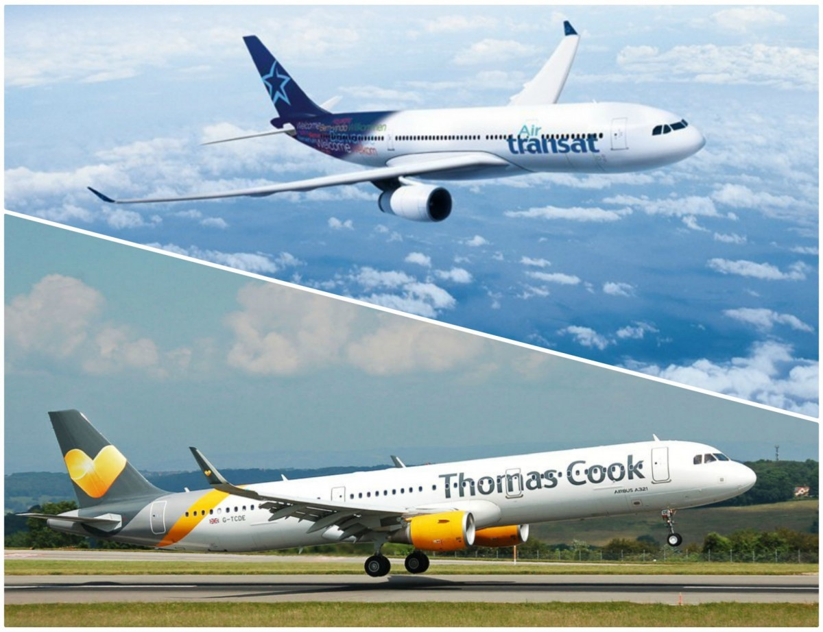 Thomas Cook collapse: Transat eyes winter options; Condor still flying