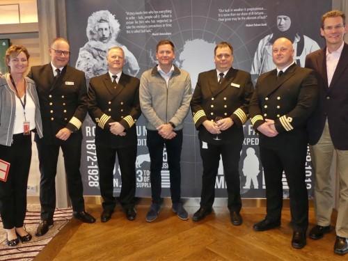 PAX On Location: Hurtigruten's MS Roald Amundsen sets sail