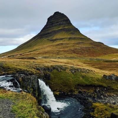 Mt Kirkjufell (Church Mountain)