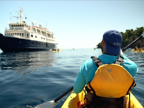 UnCruise sails into Belize & Guatemala next year