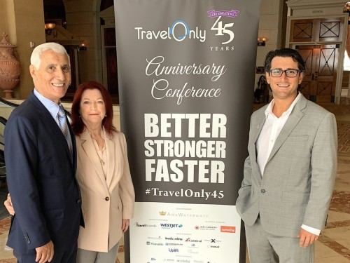 PAX On Location: TravelOnly marks 45 years in Las Vegas
