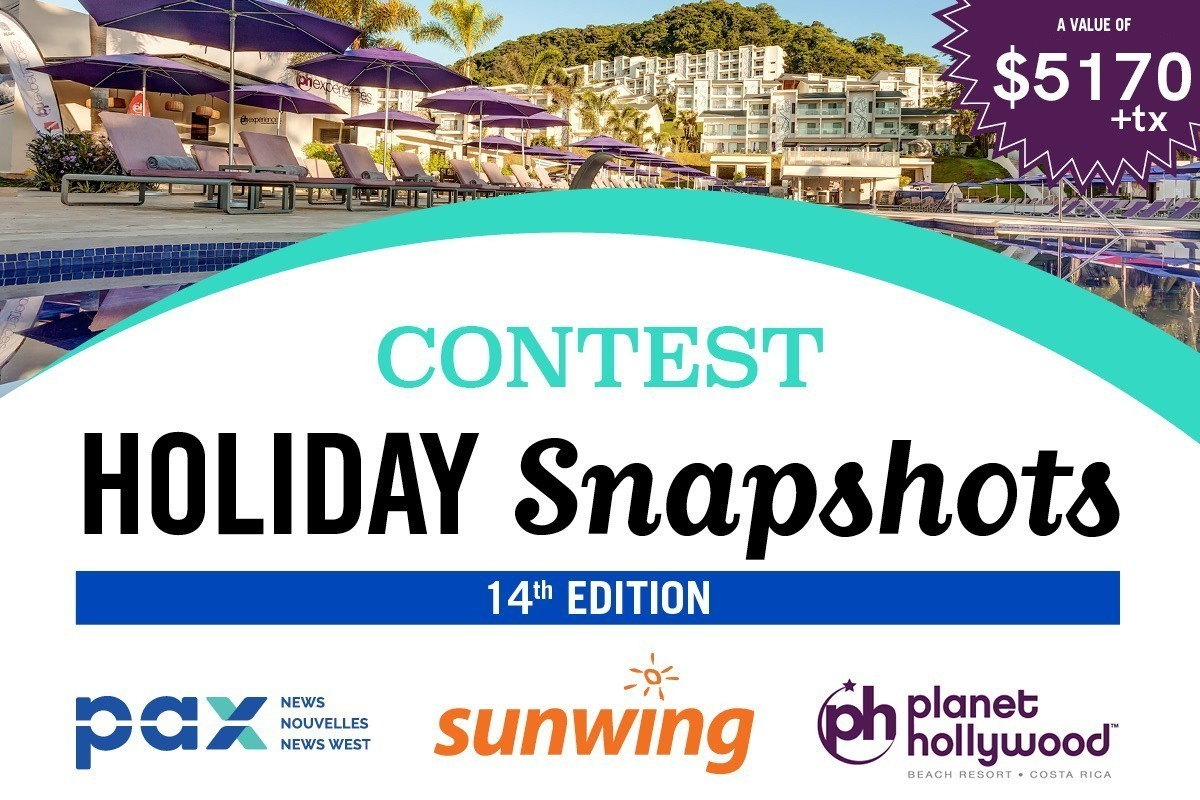 Less than a week to enter the Holiday Snapshots contest!