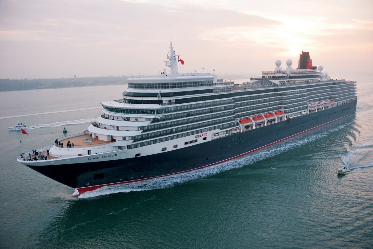 Cunard expands 2020 Alaska program with 3 new cruises