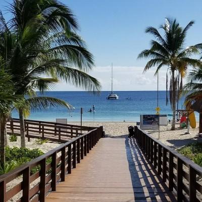 Take me to the beach!