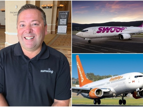 What Swoop & Sunwing's partnership means for travel agents