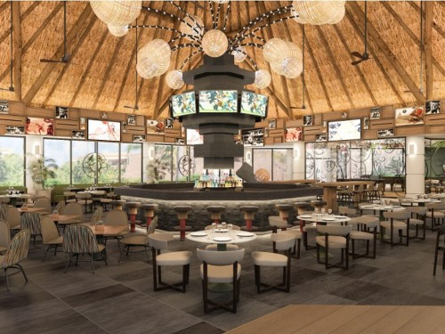 A new Mayan-inspired look for Luxury Bahia Principe Akumal