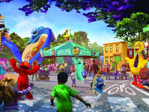 SeaWorld San Diego to welcome Sesame Place theme park in 2021