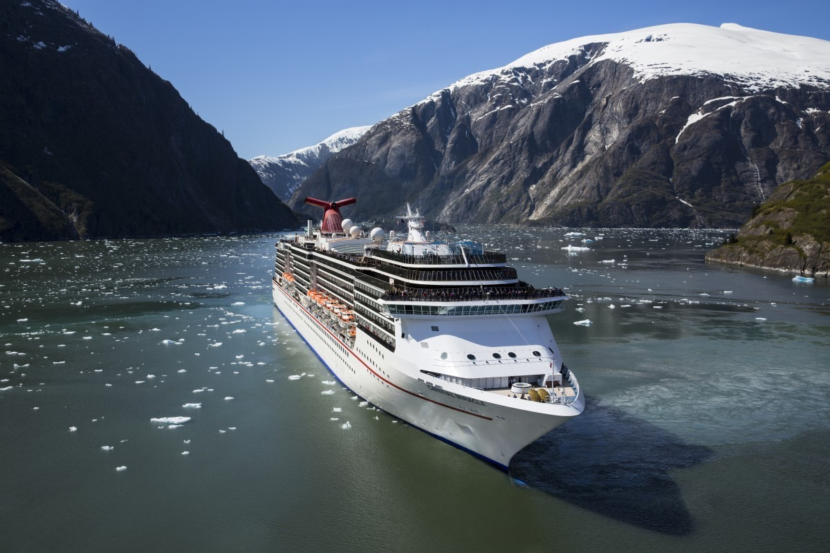 Carnival adds more Alaska sailings for 2021