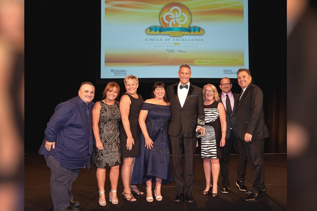 TTAND welcomed into Ensemble's Circle of Excellence