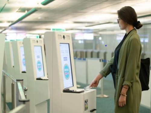 YVR's BorderXpress kiosks now use facial recognition technology