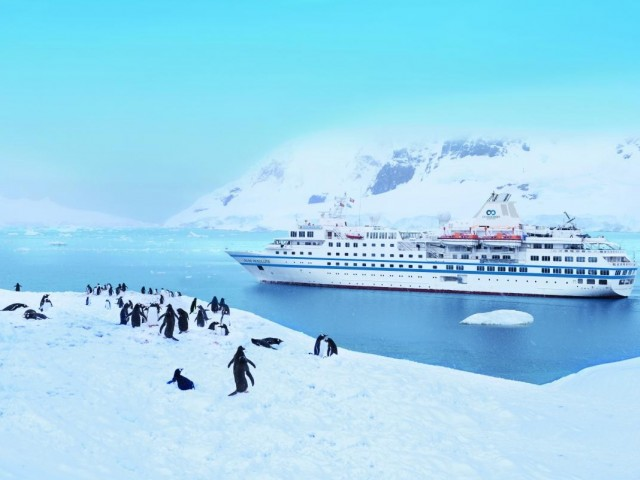 One Ocean  Expeditions passengers stranded in Argentina