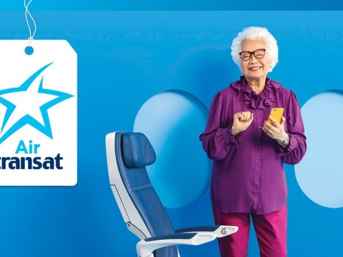 Air Transat passengers can enjoy new entertainment options