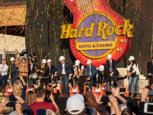 Hard Rock's newest California property opens in Sacramento