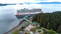 New piers, a gondola and more: a look at NCL's incoming Alaska projects