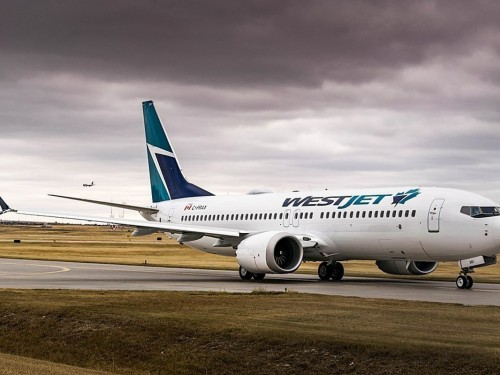 WestJet extends MAX 8 grounding to Feb. 4, 2020