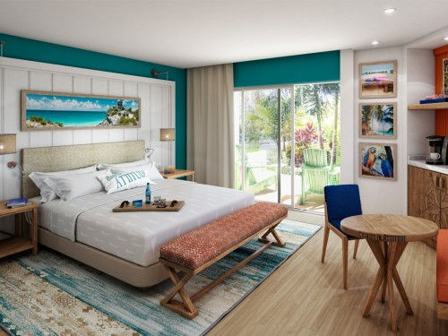 Bookings open for Margaritaville Island Reserve