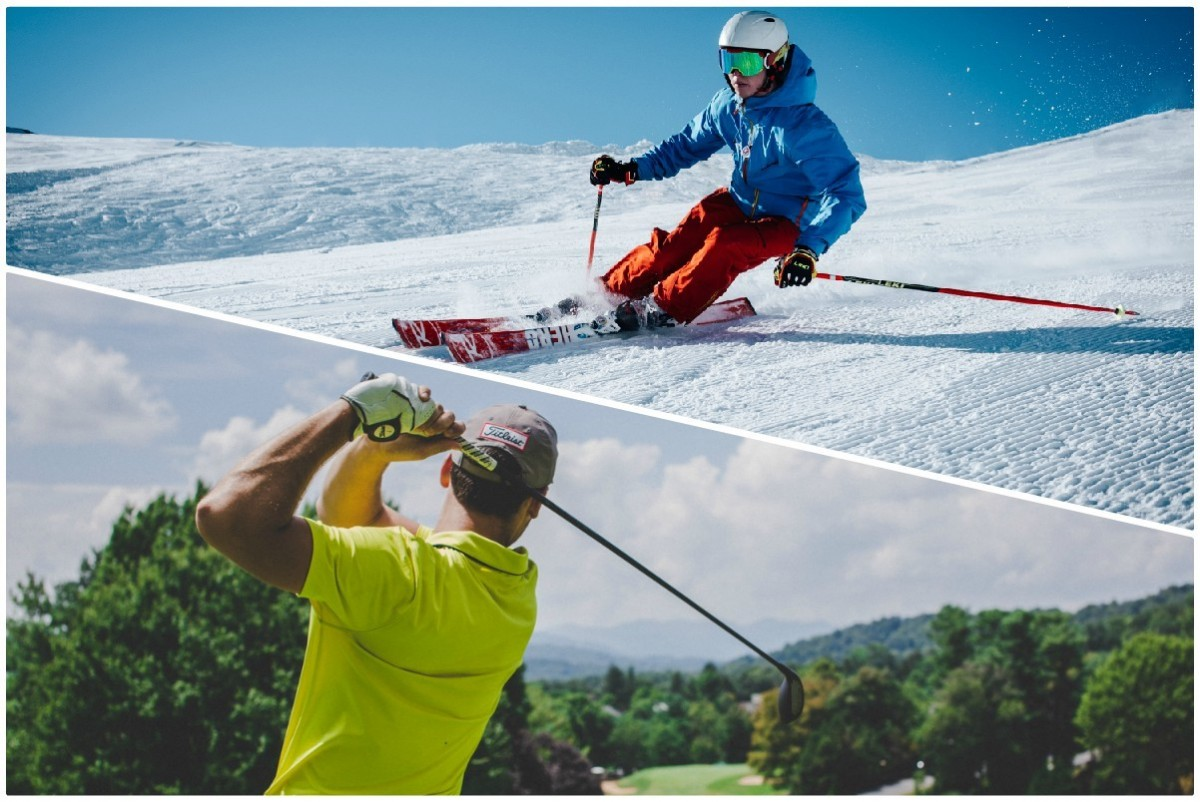 TravelBrands' newest collection has golf and ski lovers covered
