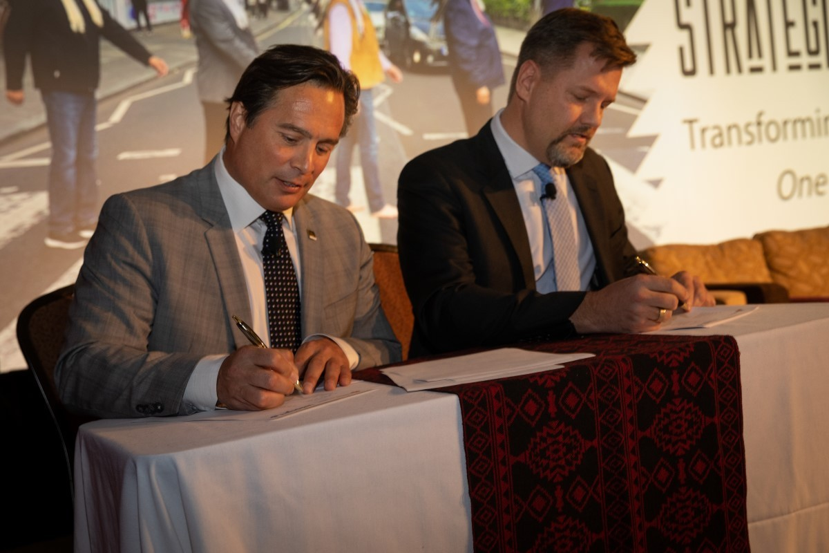 WestJet & ITAC partner to grow Canada's Indigenous tourism sector