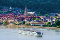 Scenic to fully manage European river fleet in 2020
