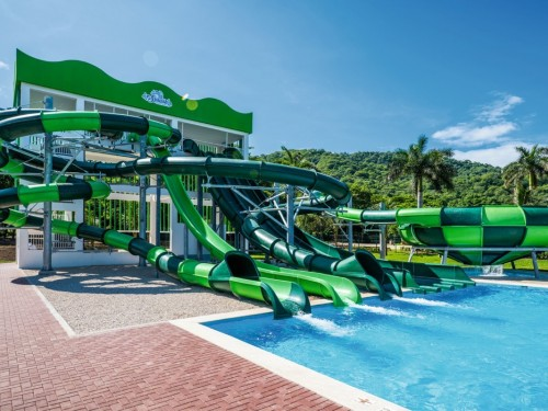 Splash Water World now open at RIU Palace Costa Rica
