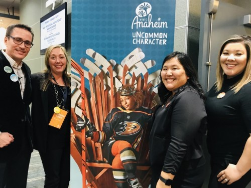 """Visit Anaheim shares city's """"uncommon character"""" on Western Canada tour"""