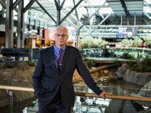 YVR's Craig Richmond to retire in June